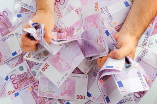 Sofort Bargeld aufs Konto mit Sofortzusage