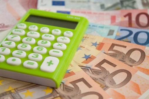 Bargeld 550 Euro aufs Konto heute noch